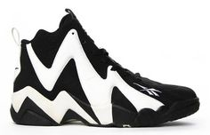 dcbae05a2e6 The mid saw some of Reebok s best signature basketball shoes and the Reebok  Kamikaze II was no exception. Shawn Kemp took the court wearing the Reebok  ...
