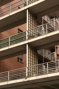 Casa Rustici | G. Terragni P. Lingeri | 1937 | Milano