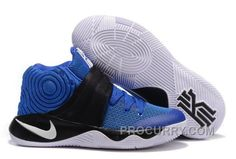 "best service 74af8 cf183 Nike Kyrie 2 ""Brotherhood"" Hyper Cobalt Metallic Silver-Black Hot"