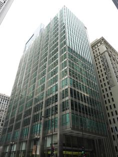 Inland Steel Building  #architecture #Frank #Gehry Pinned by www.modlar.com
