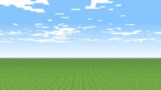 Minecraft Papercraft Grass Background