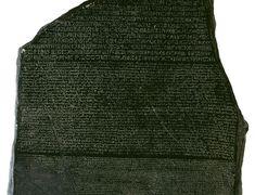 ¿Cómo fue hallada la Piedra de Rosetta? Aquí tienes todos los detalles: http://www.muyinteresante.es/historia/preguntas-respuestas/como-fue-encontrada-la-piedra-de-rosetta-861412841774