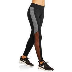 e093cf07157 Active - Women s Performance Full Length Legging With Colorblock Detail -  Walmart.com