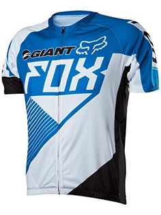 Fox Racing 09763 Mens Giant Live Wire JerseyM ** Check out the image by visiting the link.Note:It is affiliate link to Amazon.