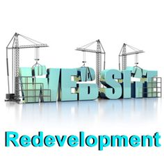 Get your #Websiteredevelopment done by #RiyaInfotechSolutions, to make it look #professional,interactive and unique
