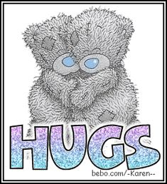 Hugs-tatty-teddy-01.gif Photo by karen-graphics | Photobucket