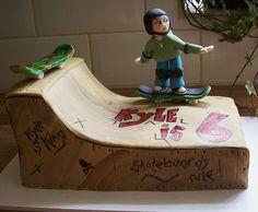 skateboard cake - Recherche Google