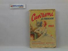 J 5453 LIBRETTO CANZONI AL FOCOLARE 1955 MESSAGGERIE MUSICALI N 1 DEL 1955 - http://www.okaffarefattofrascati.com/?product=j-5453-libretto-canzoni-al-focolare-1955-messaggerie-musicali-n-1-del-1955