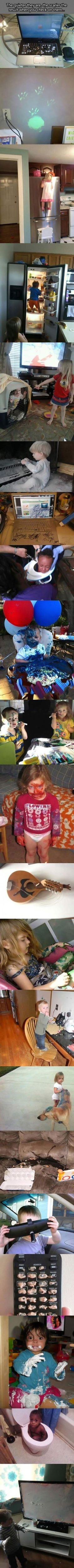Omg, wish id of taken pictures of what mine have done over the years!
