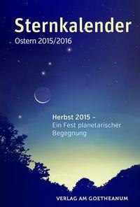 Sternkalender Ostern 2015/2016