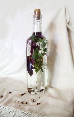 ароматический уксус на травах