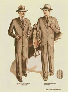 Vintage Mens Fashion Ads Wear I Casual Look Love Me Some Good That Is