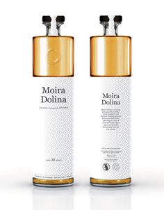 Moira molina whiskey: the bottle is 100% recyclable