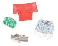 """Summer outfit"" by ekaterina-potapova on Polyvore"