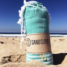 "Sand Cloud Towels ® on Instagram: ""Find your buried treasure. @yourgirljas #sandcloud #diditforthetowel"""