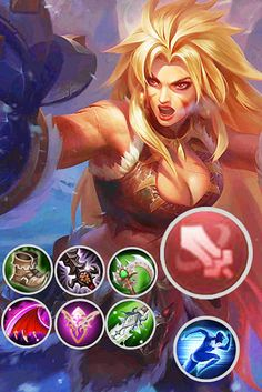 Hero Mage Terbaik Mobile Legend : terbaik, mobile, legend, Mobile, Ideas, Legend, Wallpaper,, Legends,, Build