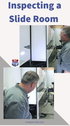 Due to its various capabilities and numerous moving parts, the slide room on an RV is one of the most essential parts to closely inspect when looking into buying a used RV. Dave Solberg teaches you what to keep in mind when checking over a slide room, from the component's mechanisms to the exterior sealant to the room's interior. Rv Hacks, Camping Hacks, Used Rv, Rv Tips, Useful Life Hacks, Camper, Mountain, Outdoors, Exterior