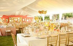 I want my reception to be EXACTLY like this one. Amorology is amazing.