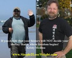 90 pounds released on our amazing program!