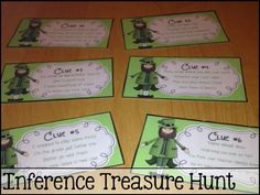 St. Patrick's Day Activities. Repinned by SOS Inc. Resources pinterest.com/sostherapy/.