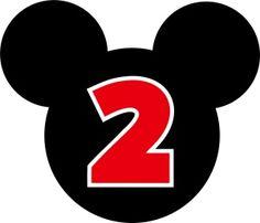 Números de Mickey