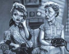 ~ I Love Lucy