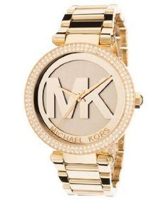 Michael Kors Parker MK5784 Wrist Watch for Women #MichaelKors #LuxuryDressStyles