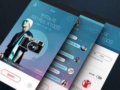 App Design (Concept) by Jaewong You
