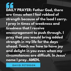 Daily Prayer 🙏🏾