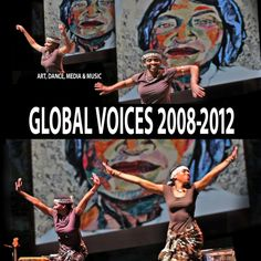 Global Voices 2012 Catalogue