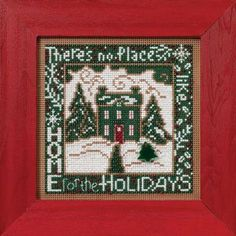 Home for the Holidays - Stitchin' Post Nashville