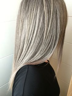 Grey is the new blonde | an update