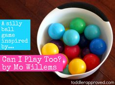 Toddler Approved!: Mo Willems Summer Virtual Book Club & Blog Hop--Elephant and piggie book activities