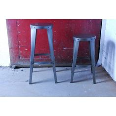 Vintage Industrial Style Stool Industrial Furniture Smithers of Stamford £ Store UK, US, EU Bar Stools Uk, Kitchen Breakfast Bar Stools, Vintage Bar Stools, Industrial Bar Stools, Vintage Industrial, Industrial Style, Restaurant Seating, Bar Seating, Bar Furniture