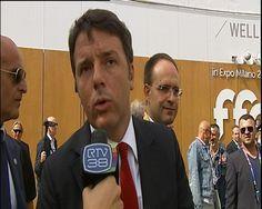 """.@matteorenzi: """".@rtv38 racconta le belle storie della #toscana"""" #renzi #expo .@NuriaBiuzzi https://youtu.be/bJk1gkDTEjI"""