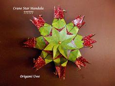 Crane Star Mandala