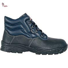 W36 New Reno S3 SRC Chaussures de sécurité Taille 36 Noir - Chaussures cofra  (*Partner-Link) | Chaussures Cofra | Pinterest