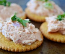 Shrimp Mousse, Over The Apple Tree Dip Recipes, Appetizer Recipes, Cooking Recipes, Appetizer Ideas, Shrimp Mousse Recipe, Tailgating Recipes, Cupcakes, Partys, Appetisers