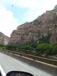 Our trip through the rockies.