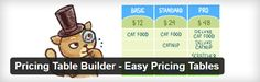 7 Responsive Pricing Table WordPress Plugins To Increase Your Sales 110%