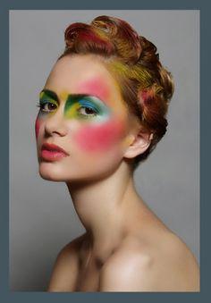 Diane Von Furstenburg's MAC Makeup Look
