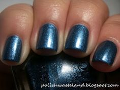 Polish Wasteland: Venique Angelica Step Swatch