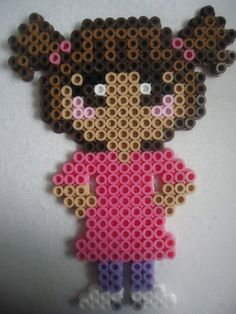 Boo Monsters Inc. perler beads by PerlerHime on deviantART