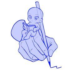 Drawing Base, Manga Drawing, Character Drawing, Character Design, Art Sketches, Art Drawings, Arte 8 Bits, Drawing Body Poses, Anime Poses Reference