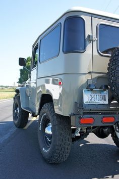 toyota-land-cruiser-fj40-1976-4×4-bigskycruisers-off-road-clean-rare-g | Land Cruiser Of The Day!