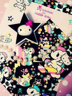 Tokidoki and Hello Kitty obsession