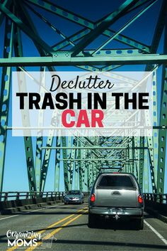 Get Rid of Trash in the Car