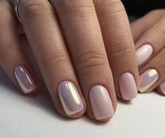 Nail art is a very popular trend these days and every woman you meet seems to have beautiful nails. It used to be that women would just go get a manicure or pedicure to get their nails trimmed and shaped with just a few coats of plain nail polish. Fancy Nails, Trendy Nails, Fancy Nail Art, Nude Nails, My Nails, Acrylic Nails Chrome, Pink Chrome Nails, Chrome Nail Colors, How To Do Nails
