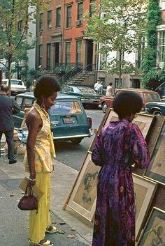 New York, (1971)