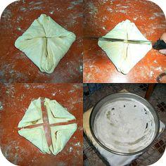 Baclava turceasca {Tutorial} – My Creations Corner Camembert Cheese, Corner, Food, Essen, Meals, Yemek, Eten